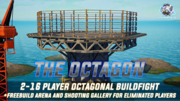 The Octagon - Buildfight Arena