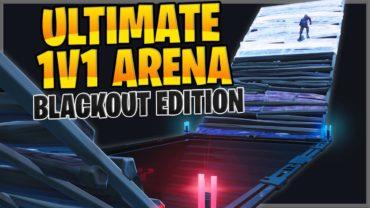 "The Ultimate ""Blackout"" 1V1 Arena"