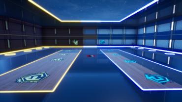 Box Figth 8c8 FNCS | LUmetry-Gamer