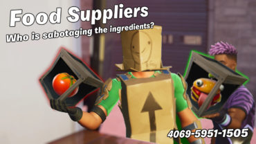Food Suppliers (Social Deduction Game)