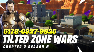 Tilted Zone Wars (C2S5)