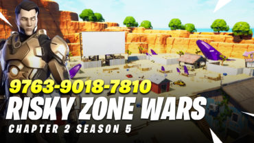 Risky Zone Wars (C2S5)
