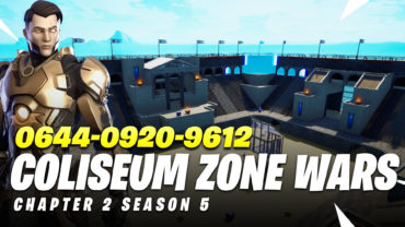 Coliseum Zone Wars (C2S5)