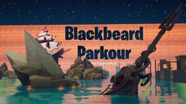 PLAYMOROLI'S BLACKBEARD PARKOUR