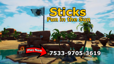 Sticks - Fun in the Sun