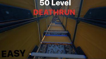 50 Level Default Deathrun