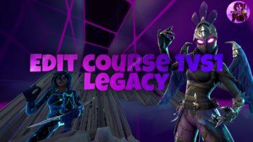 Edit Course 1VS1 Legacy