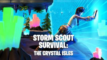 Storm Scout Survival: Crystal Isles