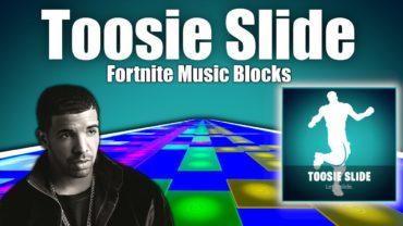 Drake - Tossie Slide (Music Blocks)