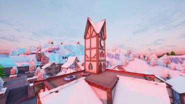 Capture The Flag MAYHEM(Frosty Fortress)