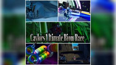 Caylors Ultimate Biom Race