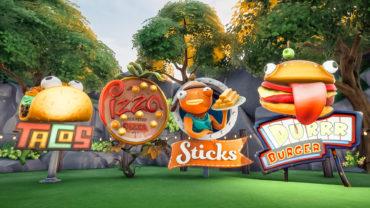 Food Park Tycoon