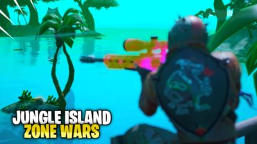 ISLAND | ZONE WARS