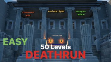 Default Greek Deathrun | 50 Levels