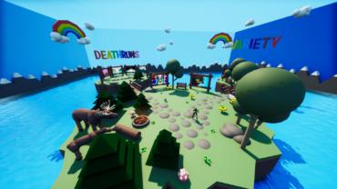 Meep's Community Deathrun Hub!