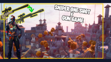 Dustborn Empire: Sniper 1 Shot/ Gun Game