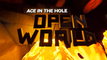 ACE IN THE HOLE: AN OPEN-WORLD ADVENTURE