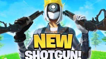 Lever Action Shotgun Boxfight
