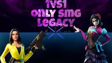 1VS1 Only SMG Legacy