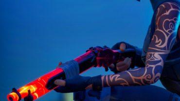 Lever Action Shotgun - Edit Fights
