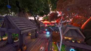 Not Everland - Tree House Gun Game