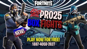 💯PRO25 FFA BOX FIGHTS معارك الصندوق🔴