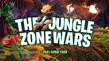 🌴The Jungle Zone Wars🌴