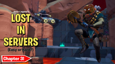 LOST IN SERVERS CHAPTER3:EASY OR HARD?