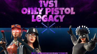 1VS1 Only Pistol Legacy