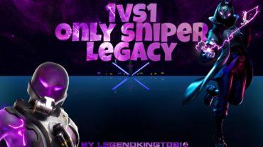 1VS1 Only Sniper Legacy
