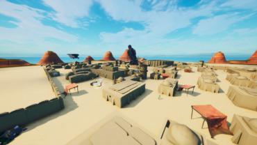 Star Wars: Tatooine Mos Eisley (explore)