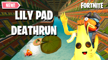 The Official Lily Pad Deathrun