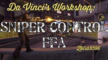 Da Vinci's Workshop: Sniper Control FFA