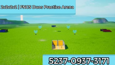 2v2v2v2 | FNCS Duos Practice Arena👑