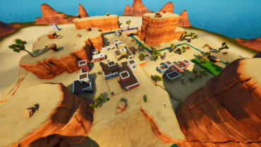 Paradise Palms Village Pueblo - Zone Wars