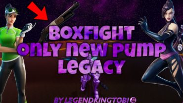 Boxfight Only NEW Pump Legacy