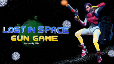 🌌🌟 LOST IN SPACE GUNGAME 🚀☄