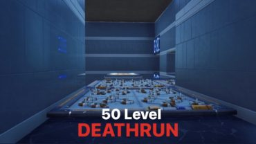 50 Level Default Agency Deathrun