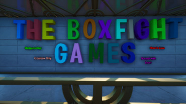 The BoxFight Games