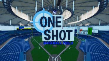 Sniper One Shot - Baseball Field