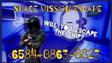Space Mission Escape