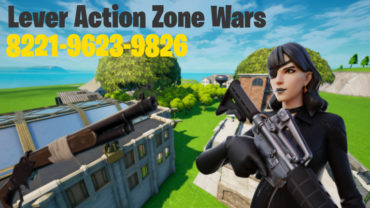 Lever Action Zone Wars