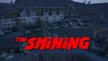 THE SHINING Hotel Overlook mode among us