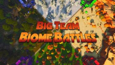 🗺️Big Team Biome Battles🗺️