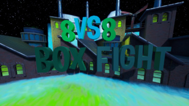 8 VS 8 {|} Dark City  {|} BOX FIGHT
