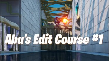 Abu's Edit course #1