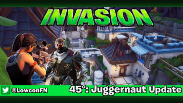 45°: Juggernaut