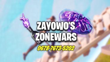 ZAYOWO'S ZONEWARS