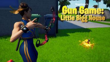 Gun Game: Little Bigg House