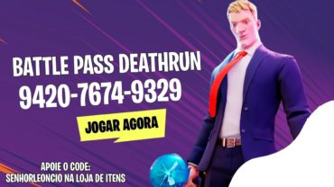 SEASON 5 BATTLE PASS DEATHRUN
